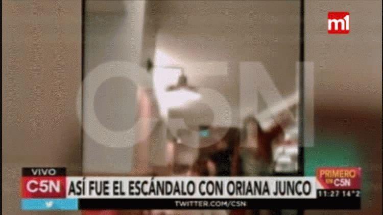 El enfrentamiento entre Oriana Junco y su amiga