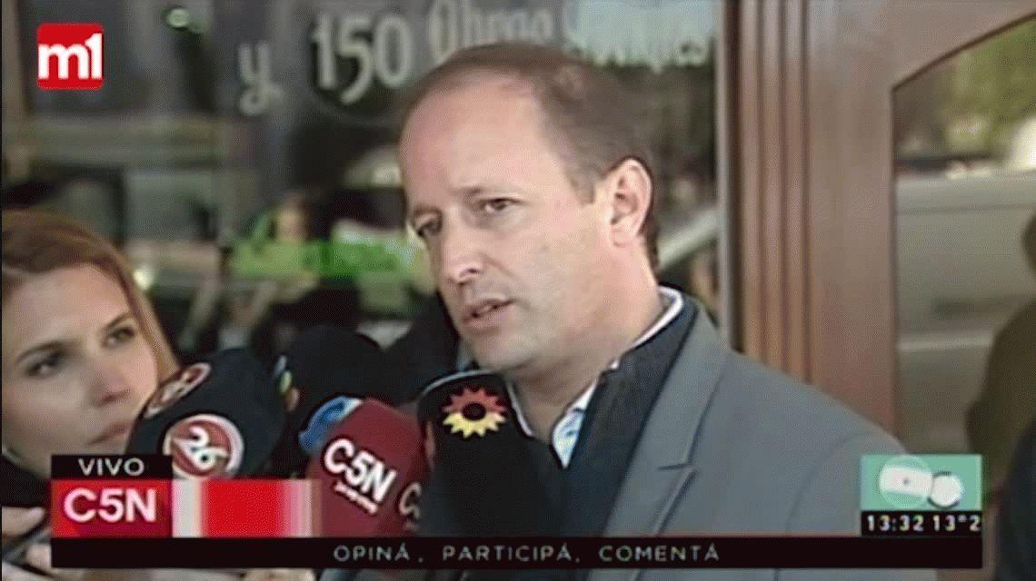 Martín Insaurralde: La inseguridad en Lomas no nos es ajena