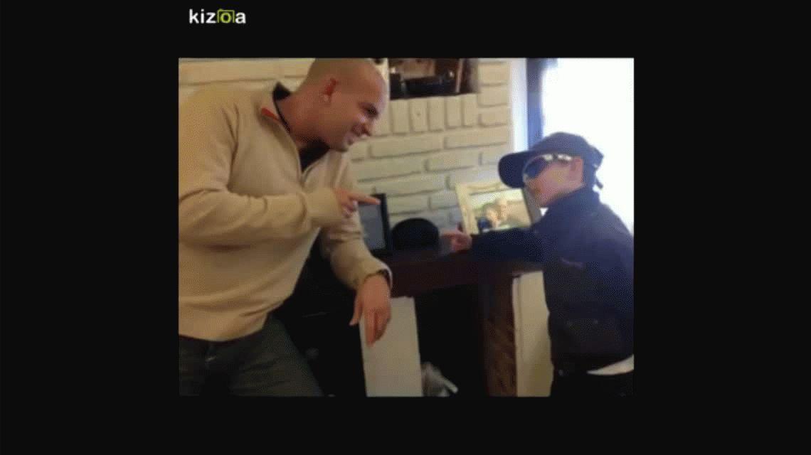 Los videos que Federico Blanco le dedicó a su familia días antes de ser asesinado