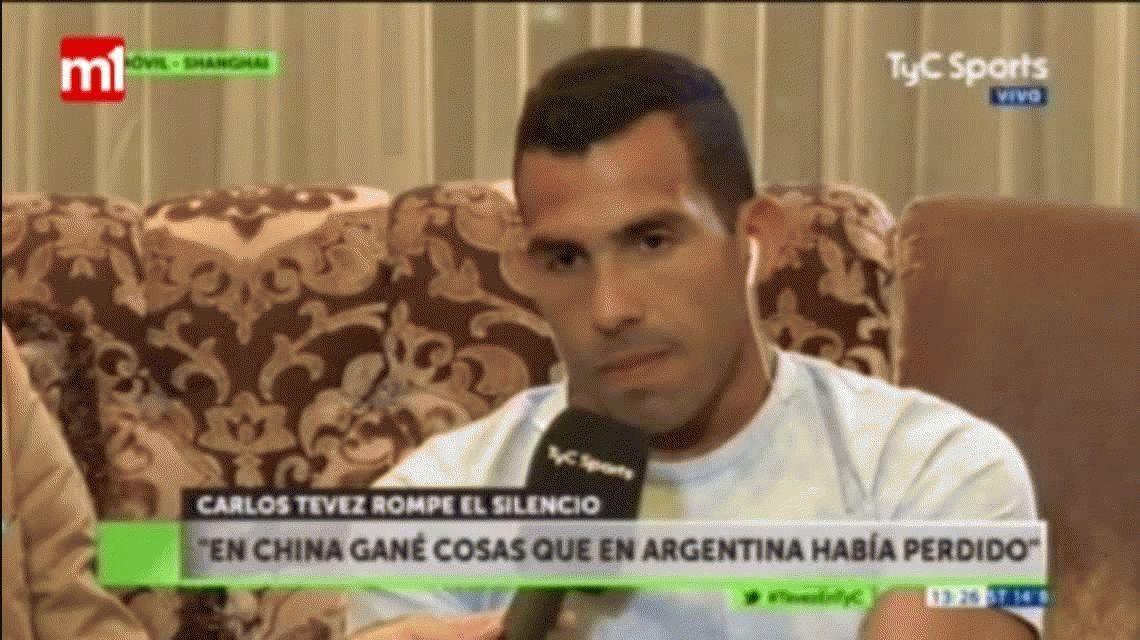 Carlos Tevez enfrentó a Riquelme: No le hace bien a Boca