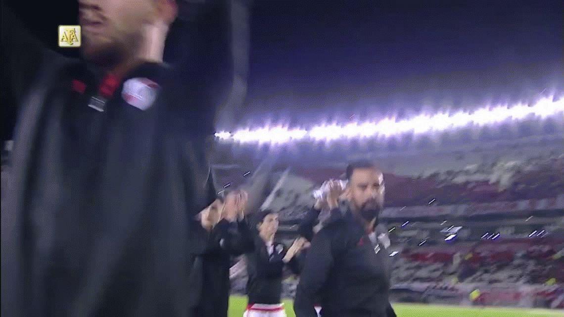 River venció a Aldosivi y está practicamente clasificado a la Copa Libertadores 2018