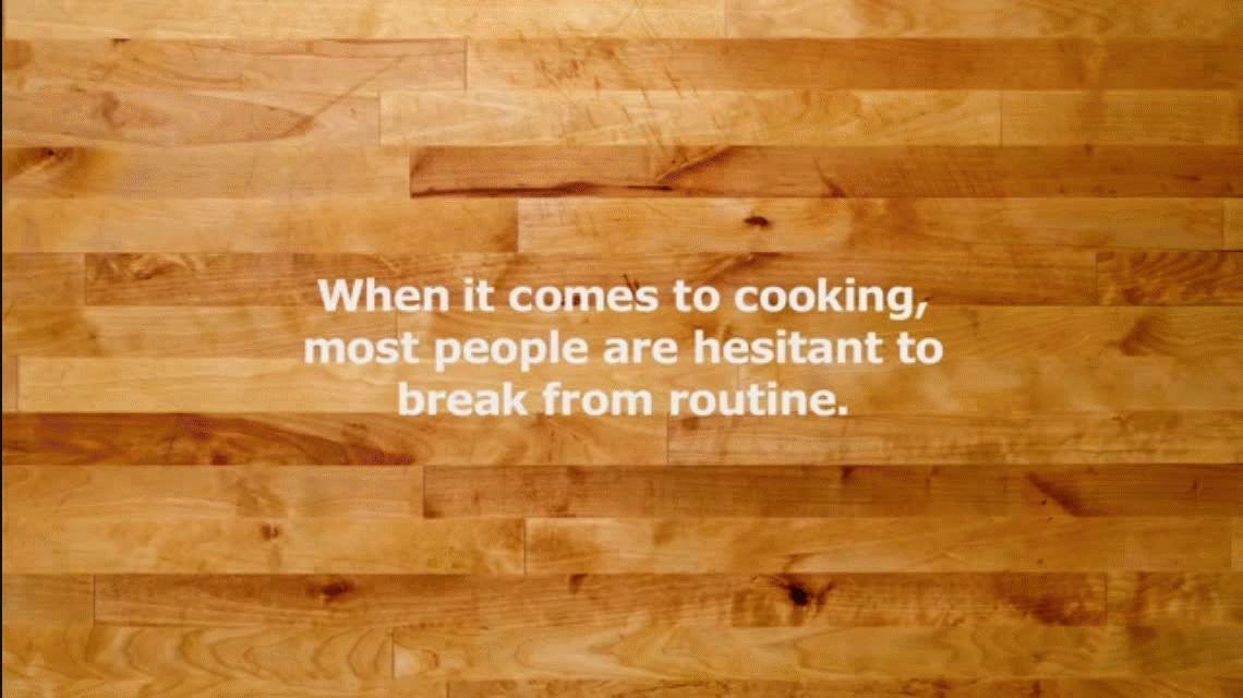 ¿El colmo o la solución? La página para cocinar que se volvió viral