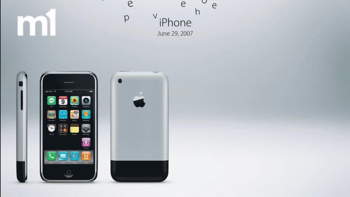 A 10 años de la presentación del iPhone: el teléfono que cambió el mundo