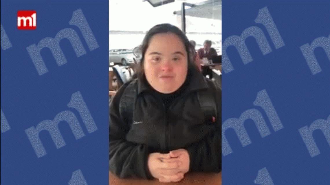 VIDEO: Una escritora con síndrome de Down quiere dar una charla TED