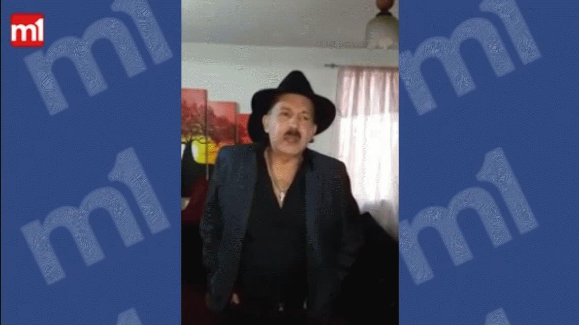 Antonios Ríos es precandidato a diputado nacional por la Provincia