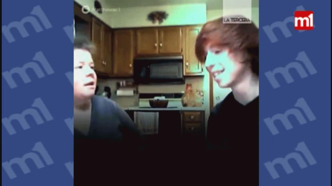 Le contó a su mamá que es gay y ésta fue su reacción
