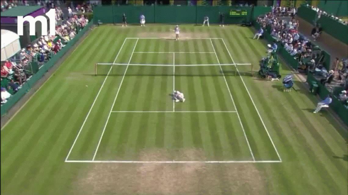 Bethanie Mattek-Sands sufrió una terrorífica lesión en Wimbledon