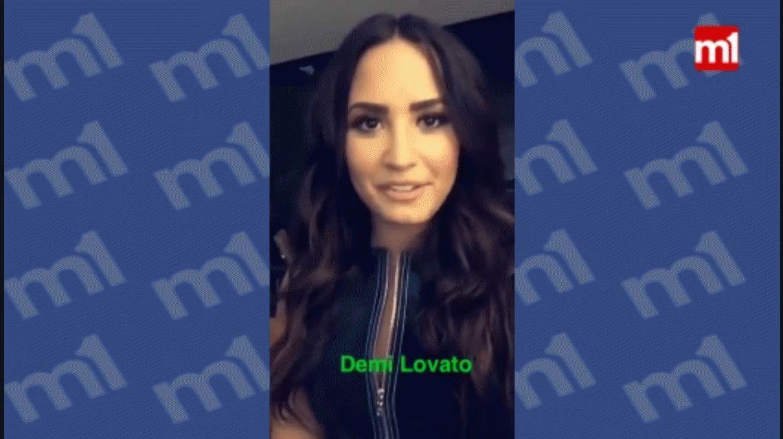 En medio de la cumbre del G20, Macri se reunió con Demi Lovato
