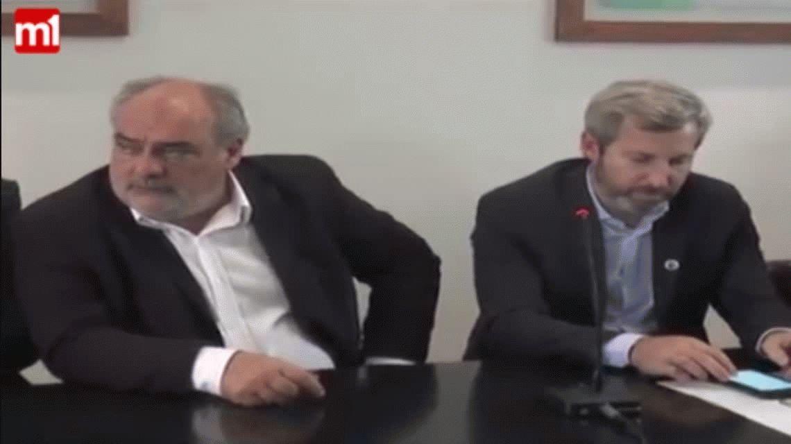VIDEO: El periodista insultado por Colombi le contestó al gobernador