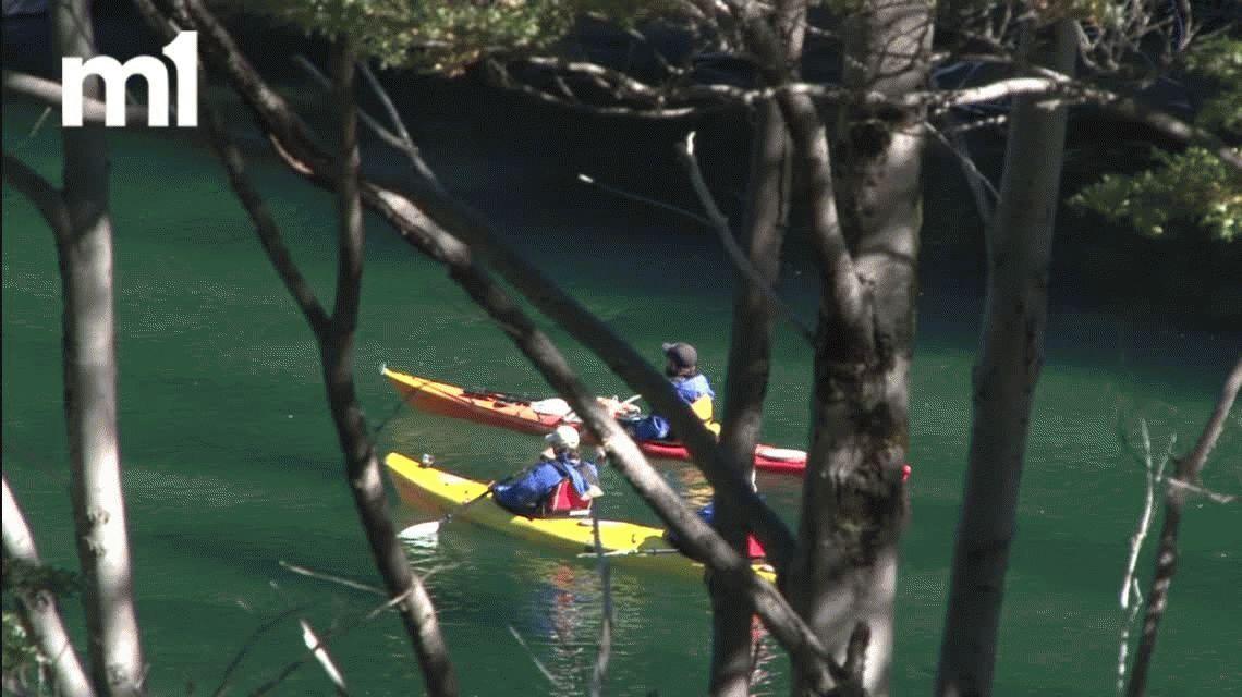 Así es Los Alerces, el Parque Nacional declarado Patrimonio Mundial Natural