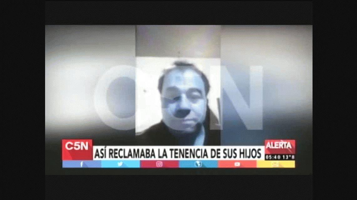 Tota Santillán en C5N