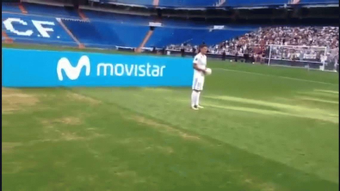 El papelón de Theo Hernández, nuevo refuerzo del Real Madrid: no sabe hacer jueguitos