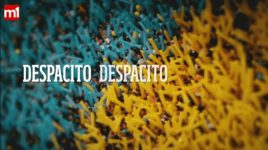 A pura música, el video de Boca para celebrar su título en el torneo local