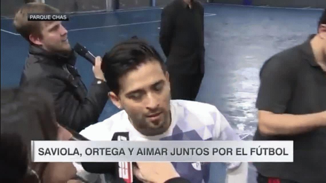Leonardo Pisculichi quiere jugar en Argentinos Juniors en Primera