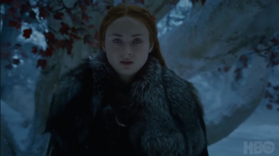 Cristina vaticinó el final de la séptima temporada de Game of Thrones