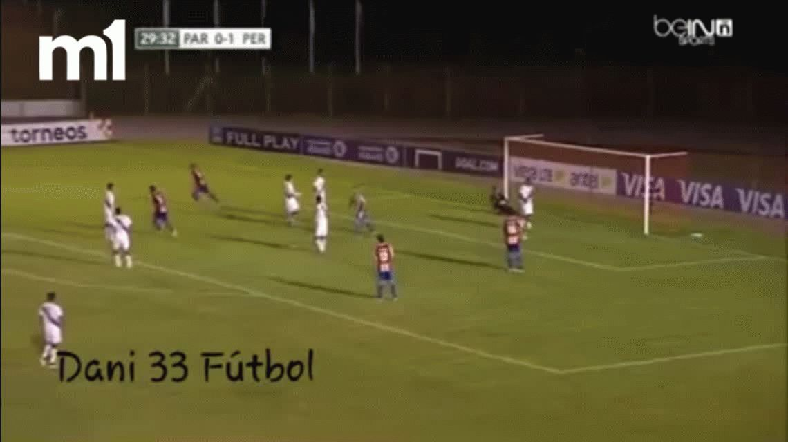 El paraguayo Luis Totín Amarilla, la apuesta de Vélez para escaparle al descenso