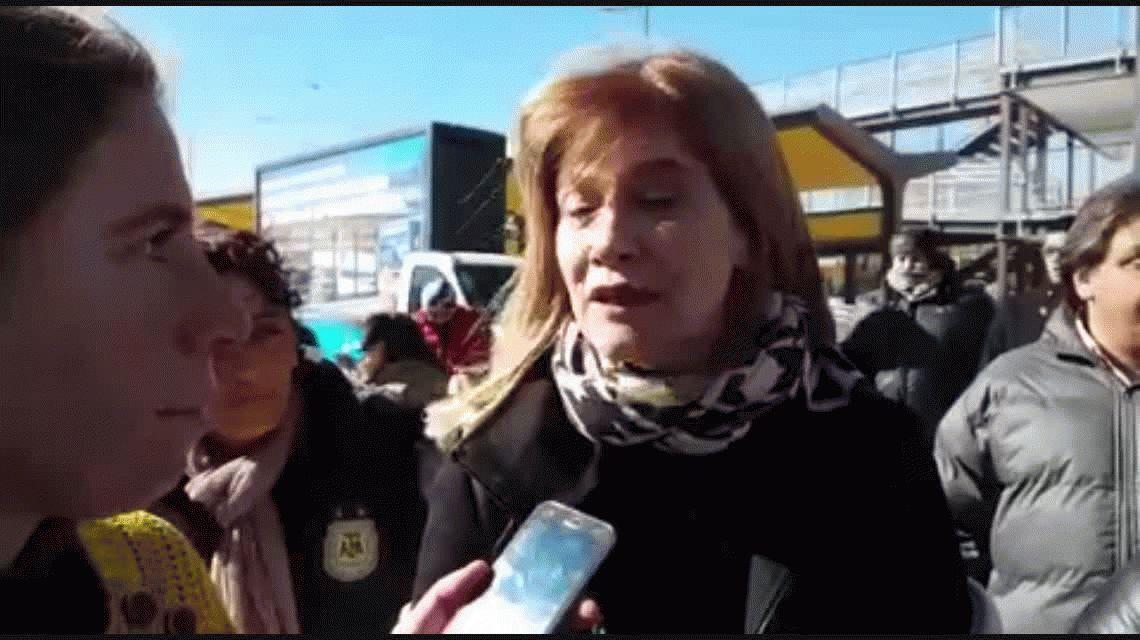 Magario escrachó a Macri y mostró una charla de WhatsApp