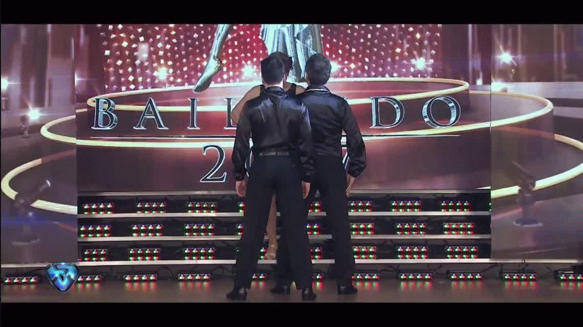 Bailando 2017: Nito Artaza fue El Chato Prada en la pista de ShowMatch