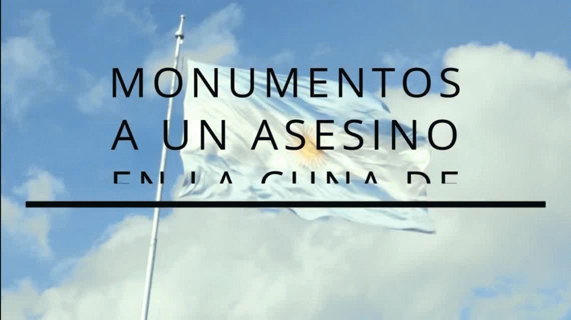 Juntan firmas para sacar la estatua del Che Guevara en Rosario