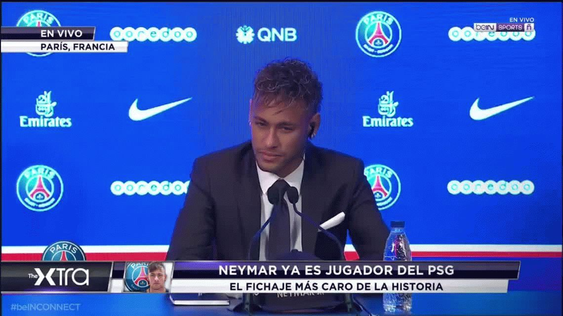 Barcelona demandó a Neymar y le reclama más de 9 millones de euros