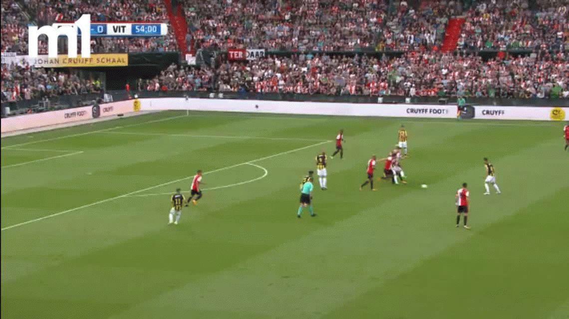 La tecnología en el fútbol y otro papelón: ridículo fallo arbitral en Holanda