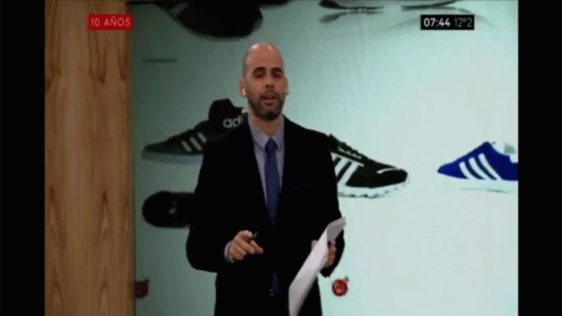 Ahora llega el zapatillazo: trabajadores de Adidas regalarán 2 mil pares