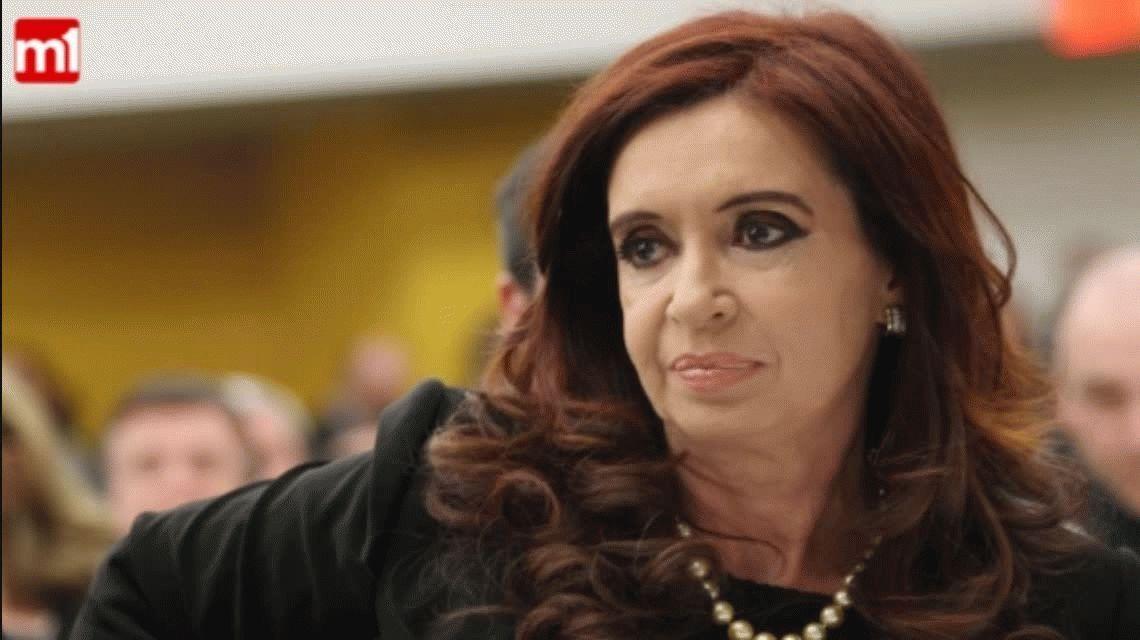 El mensaje de Cristina a sus fiscales: Hay que cuidar el voto, uno por uno