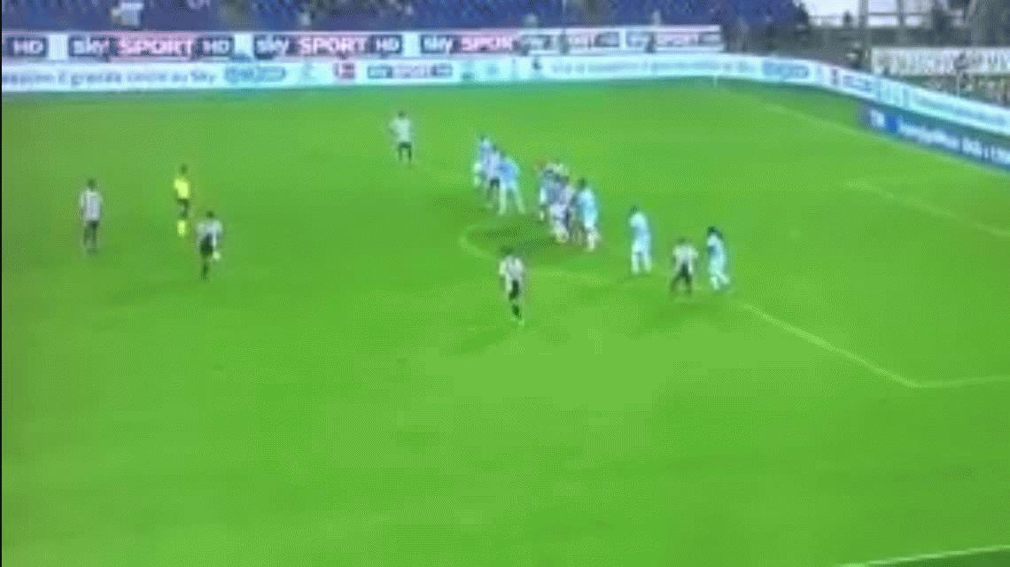 Los goles de Dybala ante Lazio por la Supercopa de Italia