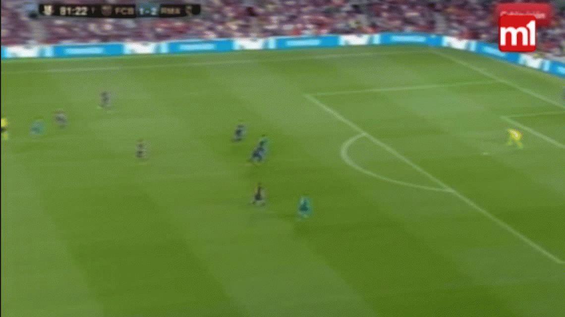 VIDEO: El empujón de Cristiano Ronaldo al árbitro tras ser expulsado