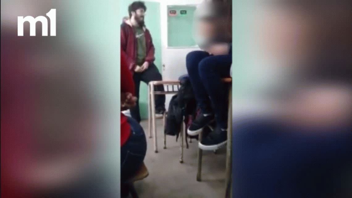 Mar del Plata: un joven golpeó a un alumno en medio de una discusión política