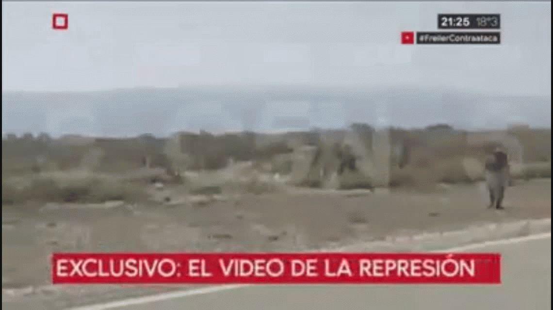 Santiago Maldonado: su hermano volvió a cuestionar a la Gendarmería