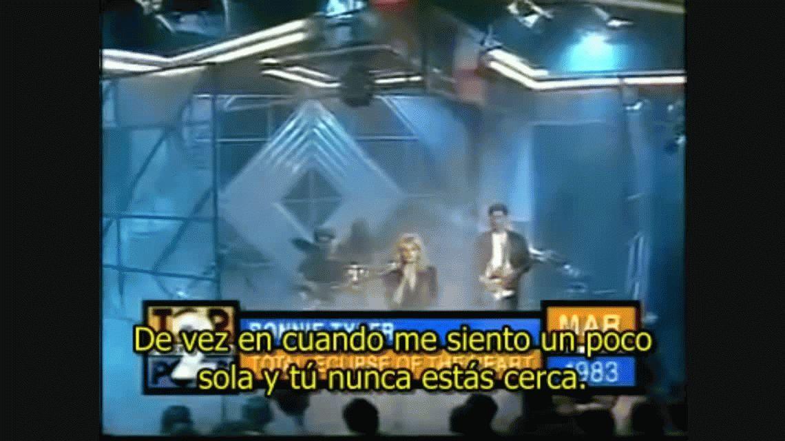 Eclipse solar: Bonnie Tyler cantará Total Eclipse of the Heartcuando ocurra
