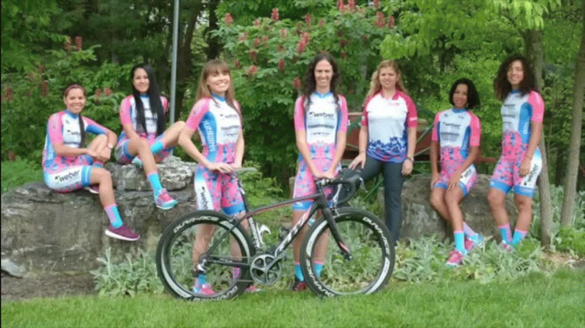 Orgullo argentino: el equipo femenino de ciclismo que terminó siendo un éxito