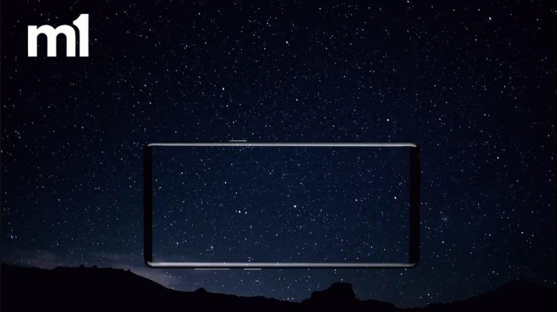Samsung lanzó el Galaxy Note 8