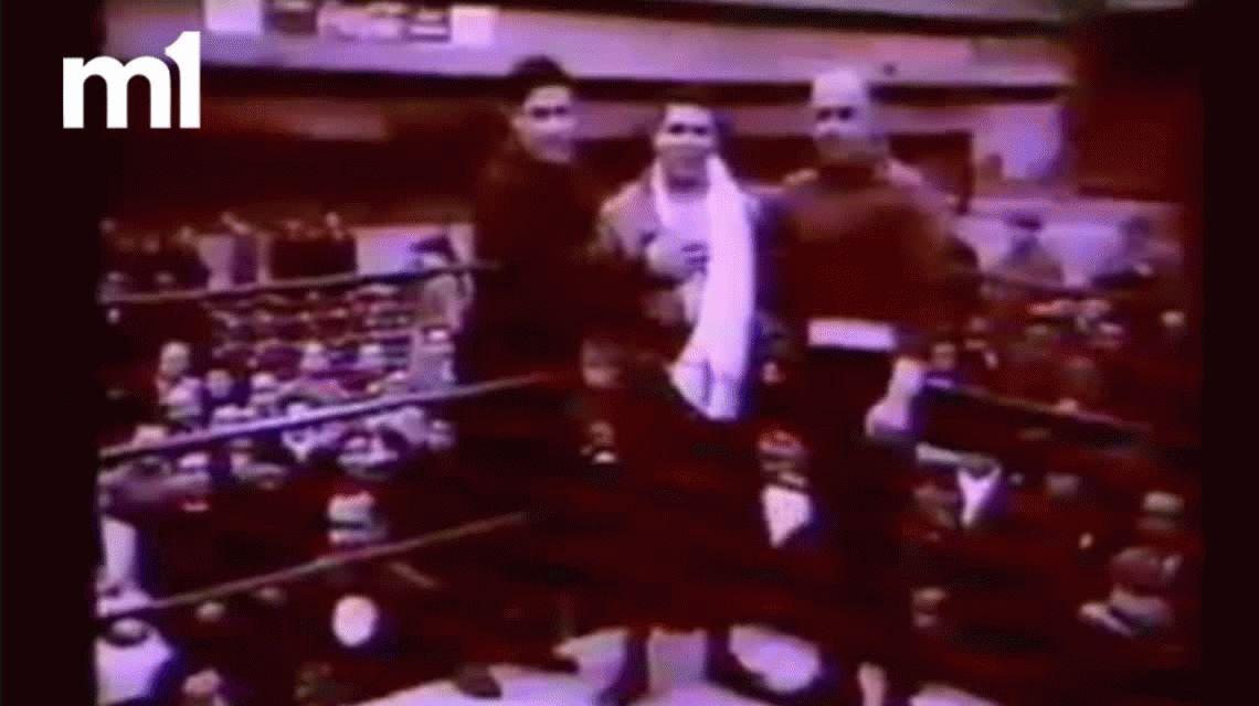Karadagián-Gatica, el antecedente argentino a la pelea Mayweather-McGregor