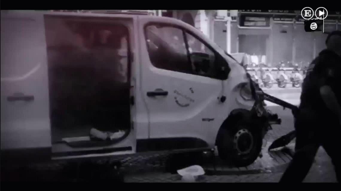 VIDEO: La amenaza más cruda del Estado Islámico al pueblo español