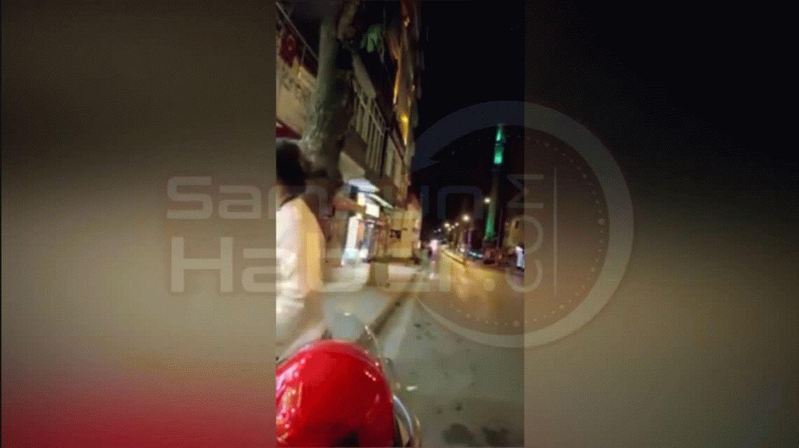 VIDEO: Un hombre transmitió en vivo el momento en que fue brutalmente atropellado