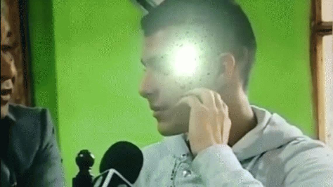 VIDEO: El jugador de Boca Cristian Pavón confesó que es hincha de River