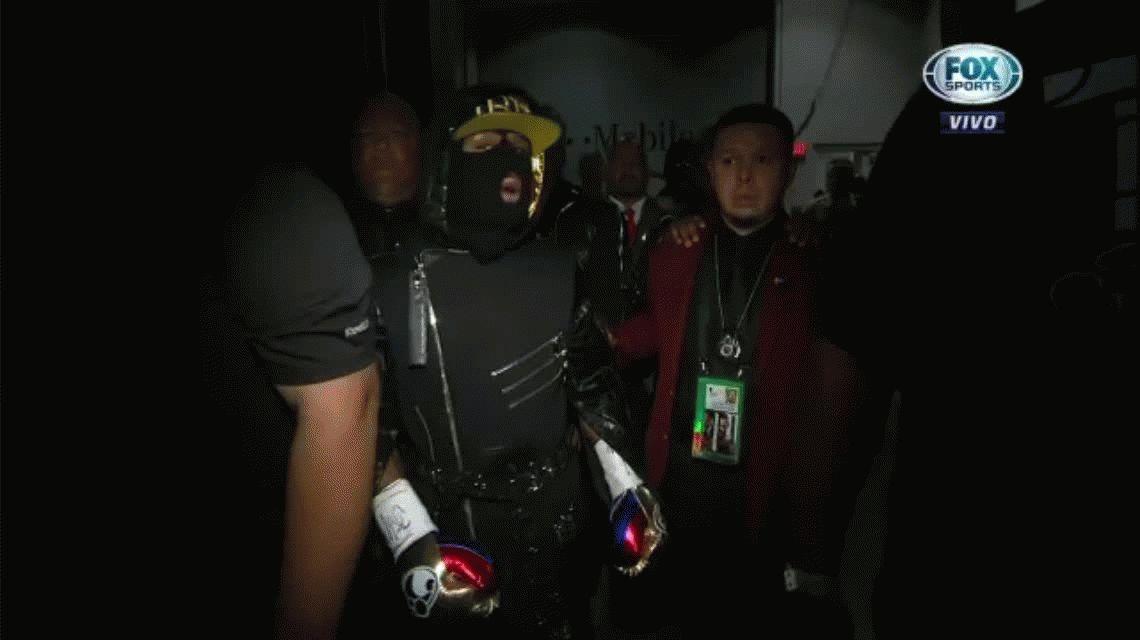 Los memes por la salida al ring de Floyd Mayweather