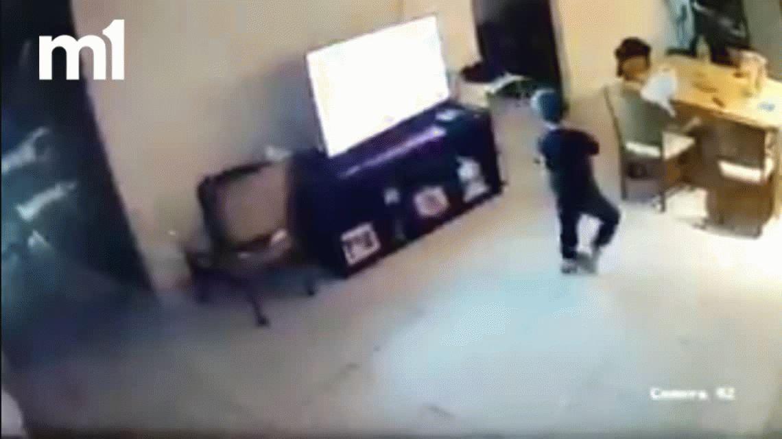 Violenta entradera a una familia en Caleta Olivia: el nene vio todo