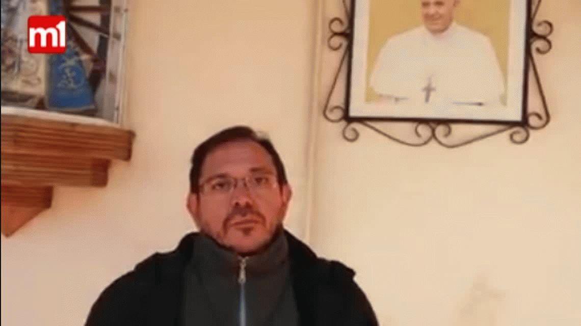 Jorge Cloro: La primera violencia es que no hay para comer