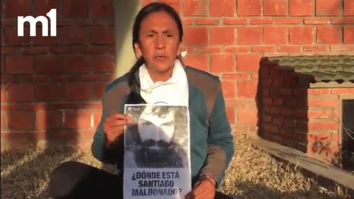 VIDEO: Sala pidió por Maldonado desde la casa donde cumple el arresto domiciliario
