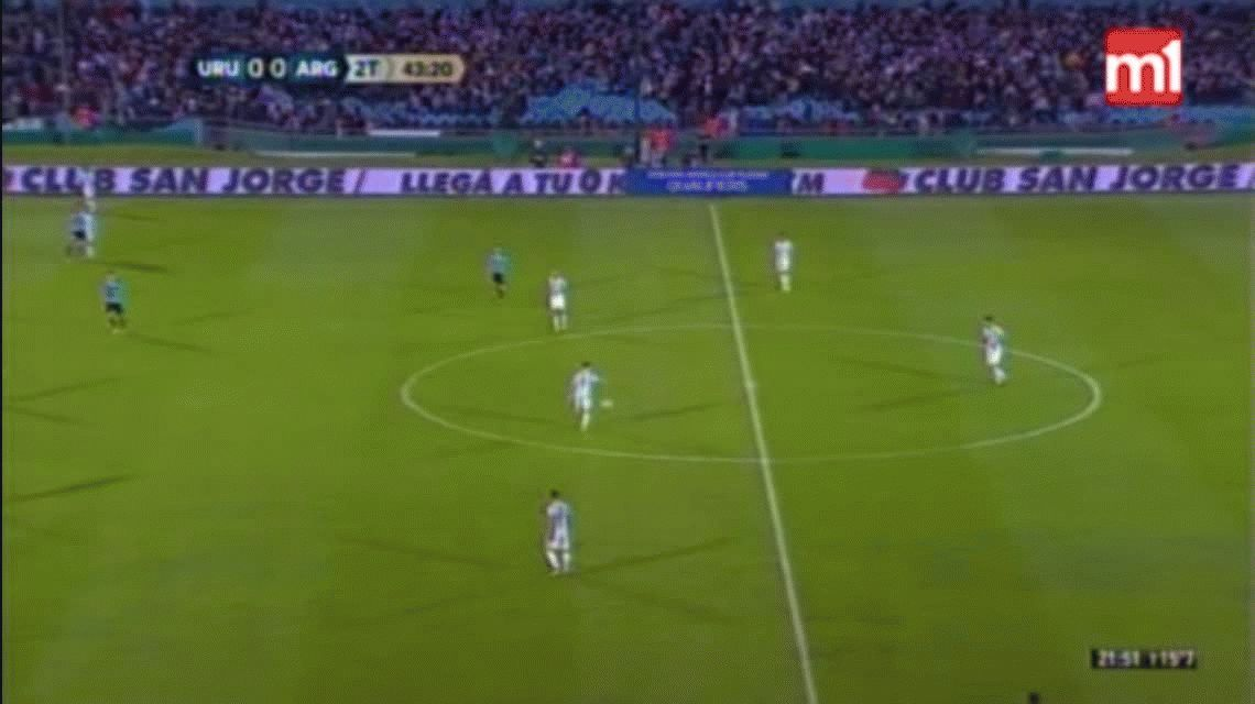 El polémico final del partido en el Centenario: ¿Uruguay y Argentina arreglaron el empate?