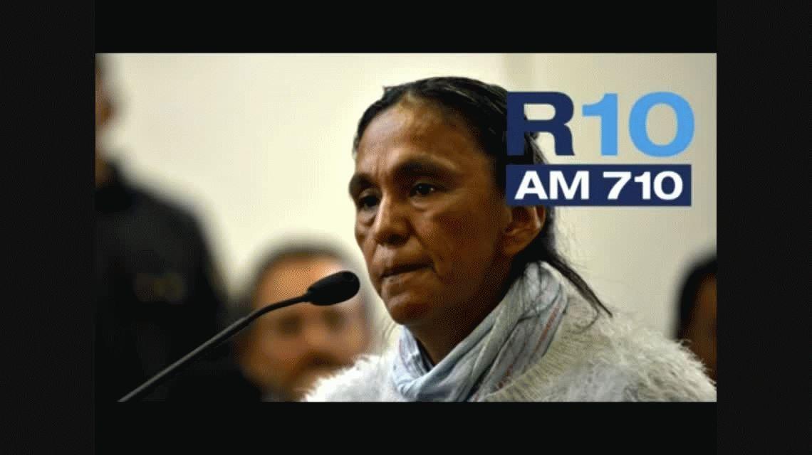 Milagro Sala desde su prisión domiciliaria: Tengo mucho dolor