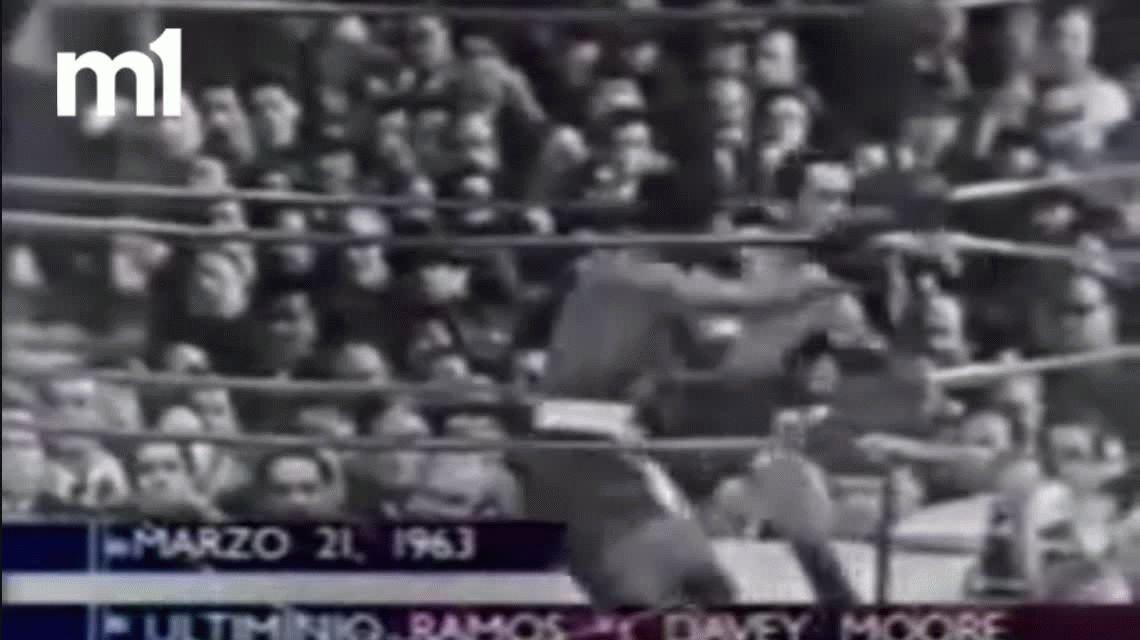 Murió el boxeador cubano Ultiminio Sugar Ramos