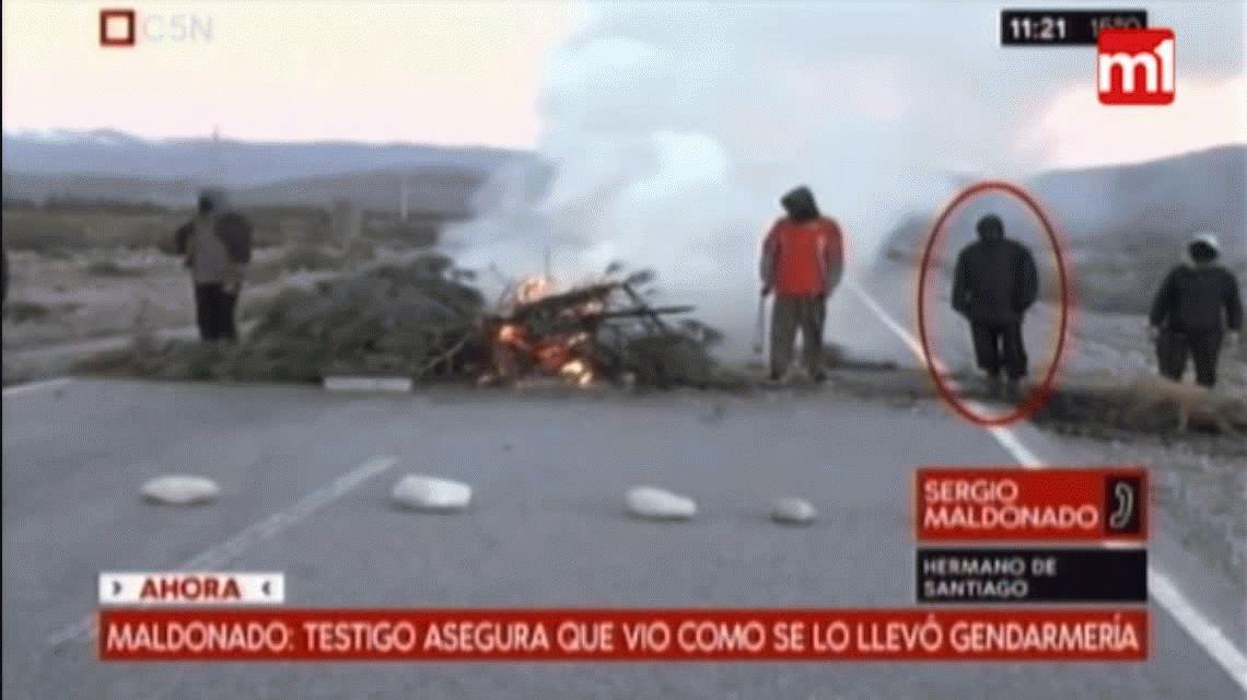 La familia de Santiago Maldonado denunció que el fiscal no los recibe por violentos