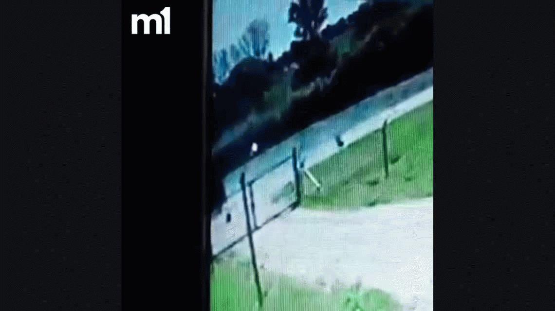 VIDEO: Así fue el choque en Uruguay en el que murió una familia argentina