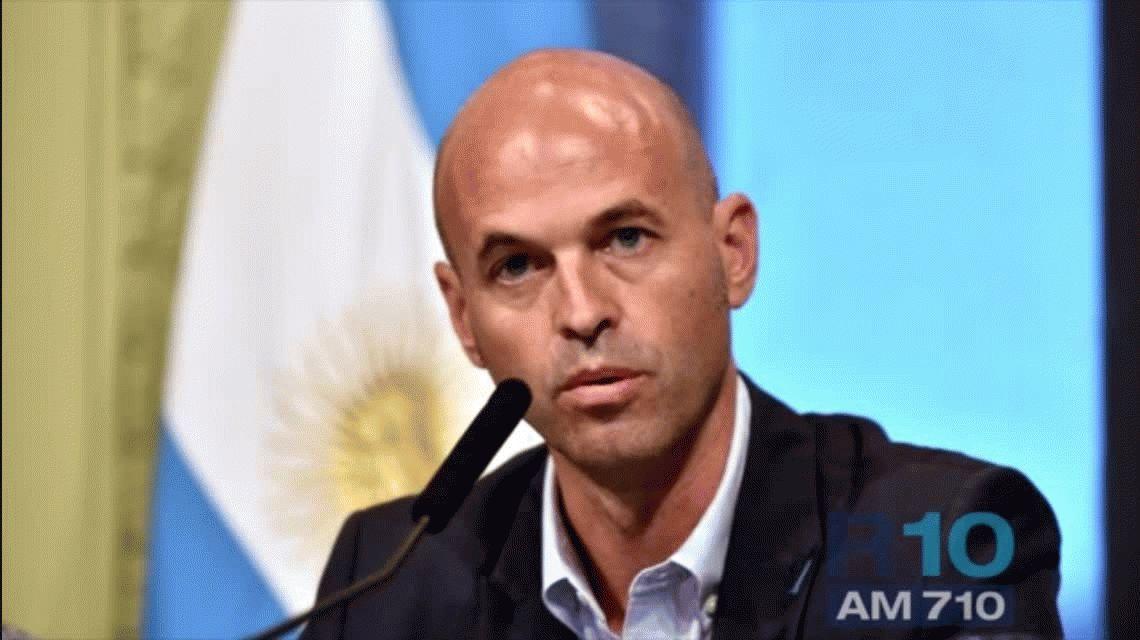 Guillermo Dietrich: Por cuestiones políticas complicás a 20 mil personas