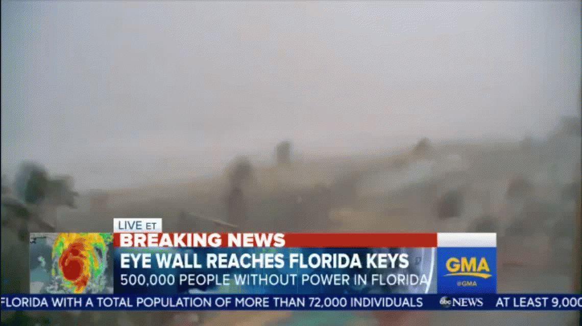 Florida: al menos un muerto por el huracán Irma