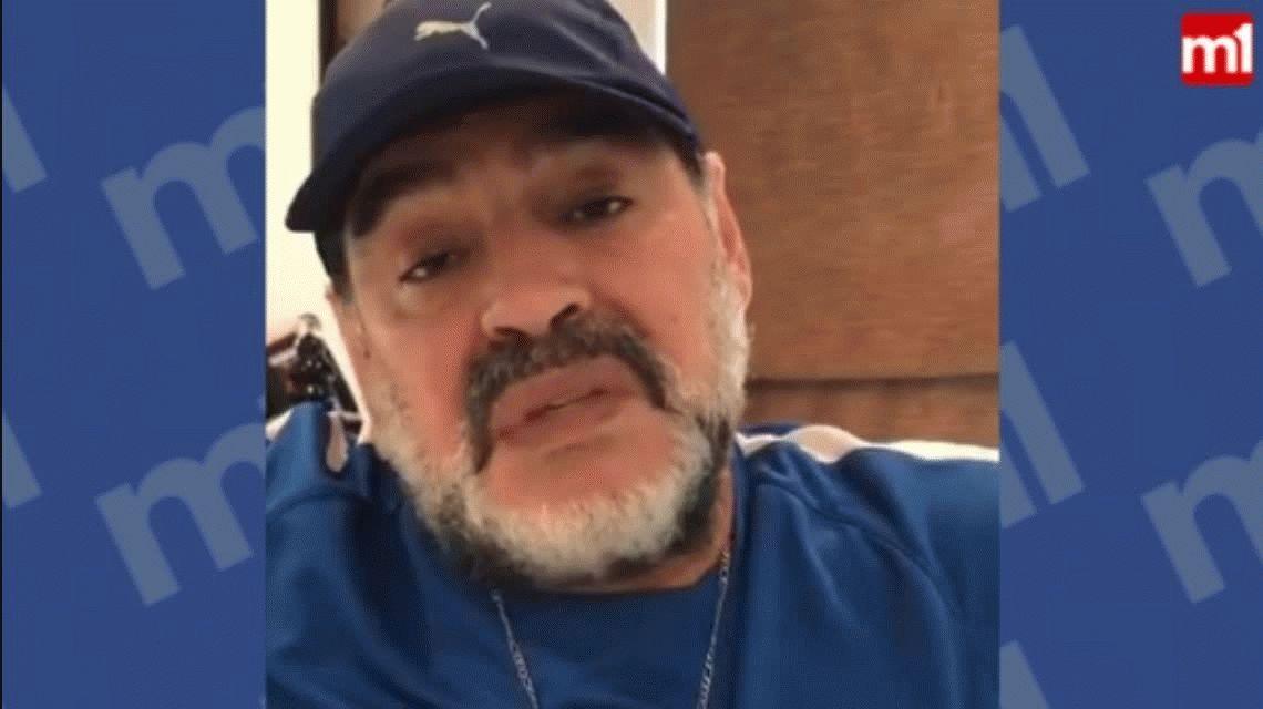 Diego Maradona: Mirtha Legrand tomaba whisky con Videla